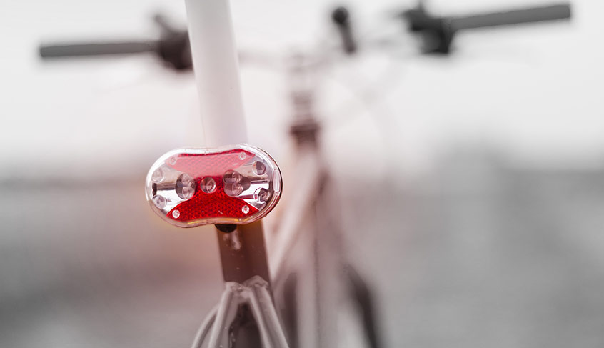 Tips kring cykelbelysning för kvällscykling